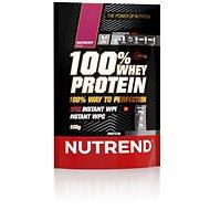 Nutrend 100 % Whey Protein, 500 g, Malina - Proteín
