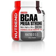 Nutrend BCAA Mega Strong Drink (2:1:1), 400 g, kola - Aminokyseliny