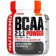 Nutrend BCAA Mega Strong Drink (2:1:1), 400 g, pomaranč - Aminokyseliny