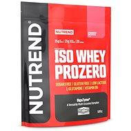 Nutrend ISO WHEY PROZERO, 500 g, cookies cream - Proteín