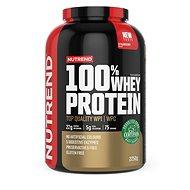 Nutrend 100% Whey Protein 2250 g, jahoda - Proteín