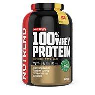 Nutrend 100% Whey Protein, 2250g, Vanilla - Protein