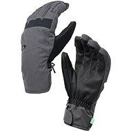 Oakley Roundhouse Short Glove 2.5 Forged Iron L - Lyžiarske rukavice