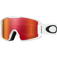 Oakley Line Miner XM Matte White w/Prizm Torch - Lyžiarske okuliare