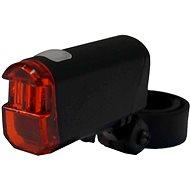 Olpran Zadné svetlo, 1 super červené LED