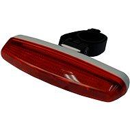 Olpran Zadné svetlo 5 super červené LED B - Svetlo na bicykel