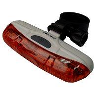 Olpran Zadné svetlo 5 super červené LED - Svetlo na bicykel