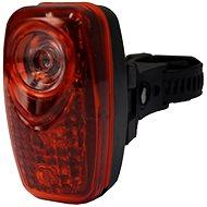 Olpran Svetlo zadné 3 super červené LED - Svetlo na bicykel