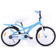 """OLPRAN Natty, modrá/biela, 20"""" - Detský bicykel 20"""""""
