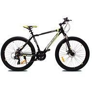 "Olpran Nicebike Toxic čierna/žltá - Horský bicykel 26"""