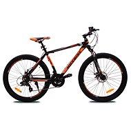 "Olpran Nicebike Toxic čierna/oranžová - Horský bicykel 26"""