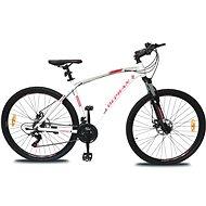 "OLPRAN Player 28"" ALU White/Red L - Cross Bike"