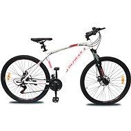 "OLPRAN Player 28"" ALU White/Red M - Cross Bike"