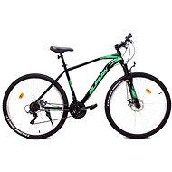 """29"""" OLPRAN  CHAMP čierna/zelená - Horský bicykel 29"""""""