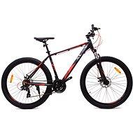"Olpran XC 271  čierna/červená veľ. L/27,5"" - Horský bicykel 27,5"""