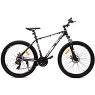 "Olpran XC 271 čierna/biela veľ. L/27,5"" - Horský bicykel 27,5"""
