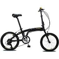"""Olpran folding 20"""" black - Skladací bicykel"""