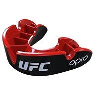 Opro UFC Silver black - Chránič na zuby
