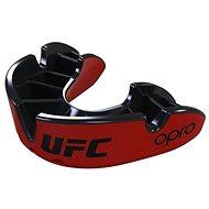 Opro UFC Silver red - Chránič na zuby