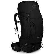 Osprey Kestrel 58 II, Black - Tourist Backpack