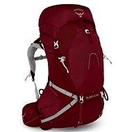 Osprey Aura Ag 50 II Gamma Red Ws - Turistický batoh