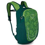 Osprey Daylite Kids, Leafy Green - Tourist Backpack