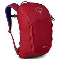 Osprey Jet 12 II Cosmic Red - Turistický batoh