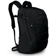Osprey Quasar Black - Mestský batoh