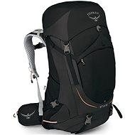 Osprey Sirrus 50 II, Black, WS/WM - Turistický batoh