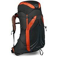 Osprey Exos 48 II, blaze black, LG - Turistický batoh