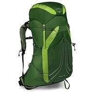 Osprey Exos 48 II, tunnel green, LG - Turistický batoh