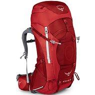 Osprey Ariel AG 65 picante red WM - Turistický batoh