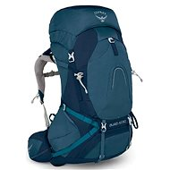 Osprey Aura AG 50 II WM Challenger Blue 50l - Turistický batoh
