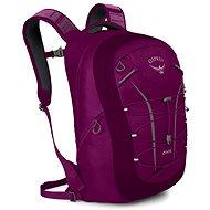 Osprey Axis 18 II Eggplant Purple - Mestský batoh