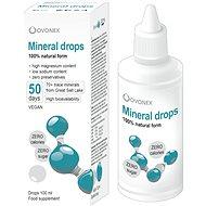 Minerals70 Mineral Drops liquid alkalic, 100 ml - Minerály