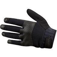 PEARL iZUMi PULASKI rukavice, čierna/čierna, L - Cyklistické rukavice