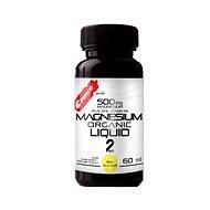 Penco Magnesium Organic Liquid, 60ml, lemon