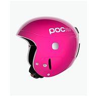 POC POCito Skull Fluorescent Pink Adjustable - Lyžiarska prilba