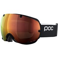 POC Lobes Clarity uranium black/spektris orange one size - Lyžiarske okuliare