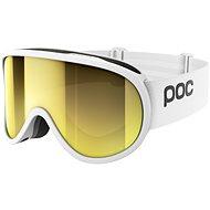 POC Retina Big Clarity hydrogen white/spektris gold one size - Lyžiarske okuliare