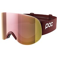POC Lid Clarity lactose red/spektris rose gold one size - Lyžiarske okuliare