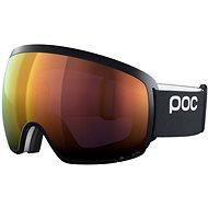 POC Orb Clarity uranium black/spektris orange one size - Lyžiarske okuliare