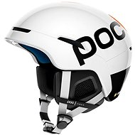 POC Obex BC SPIN Hydrogen White/Fluorescent Orange AVIP - Lyžiarska prilba