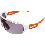 POC DO Half Blade AVIP Hydrogen White/Zink Orange Violet/Light Silver Mirror