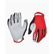 POC Resistance Enduro Adj Glove Prismane Red Medium - Cyklistické rukavice