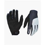 Cyklistické rukavice POC Essential Print Glove Uranium Black/Oxolane Grey