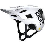 POC Kortal Race MIPS Hydrogen White/Uranium Black Matt - Prilba na bicykel