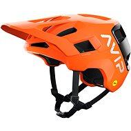 POC Kortal Race MIPS Fluorescent Orange AVIP/Uranium Black Matt - Prilba na bicykel