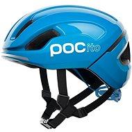 POC POCito Omne SPIN Fluorescent Blue XSM - Bike Helmet