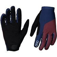 Cyklistické rukavice Essential Mesh Glove Propylene Red/Turmaline Navy